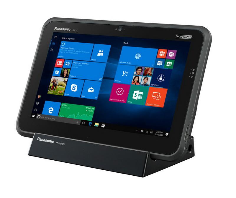 DuraTech USA,Inc. support Panasonic ToughPad FZ-Q2 Rugged ...