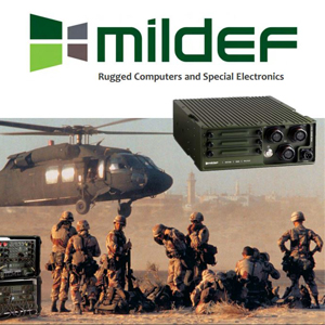 Mildef Rack Solutions